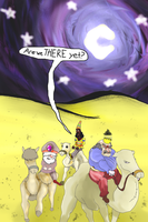 Oh, Those Three Kings by FieldsOfFire