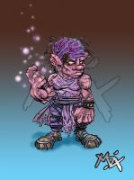 Troll Brawler Colour by MatAndre