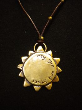My Sun and Stars - detail by JeweledScarab