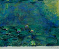 my own monet by CedrickPendragon