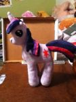 Twilight Sparkle Plusie (2) by CrystalCat101