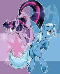 Sparkles and Trixes Duo by Crystal-Secret