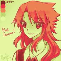 [PC/A9] Palette #95 - Genderbent Flay? by Rozen-Aria-Shidow