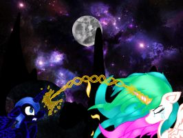 Your precious moon can't save you now by soIIux-captor