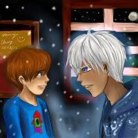 Jack Frost by minjimouse