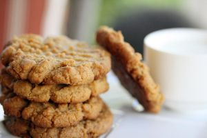 Peanut Butter Cookies 4 by laurenjacob