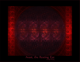 Avast, The Resting Eye by deadlyMETAL