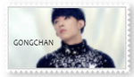 Gongchan (Stamp) by AMerHAkeem