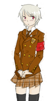 Female school uniform by Teacher-Prussia