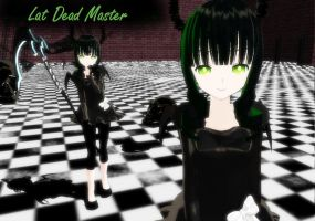 Finished Lat Dead Master+DL by cristle1235
