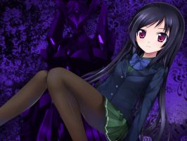 Accel World Wallpaper #1 by KamuDesignz