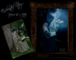 Enchanted Story - Before and After by ManifestedSoul