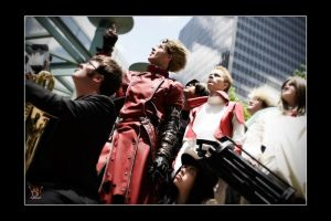Trigun - Look to the Sky by Kuragiman