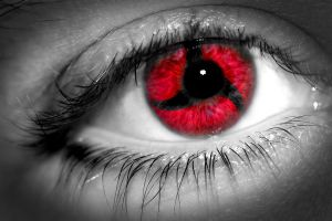 Mangekyou Sharingan  eye by NonStop-Kyo