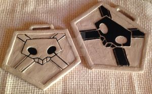 Substitute Shinigami badges by Axelkin
