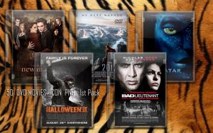 50 dvd movies 1st pack by anamahmoud