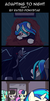 Adapting To Night Prologue - Part 7 by Rated-R-PonyStar