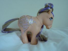 custom my little pony Mystic henna 3 by thebluemaiden