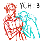 YCH auction couple [OPEN] by JS-AdoptS