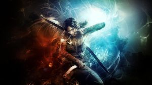 Tomb Raider 2012 - Traume by TheSyanArt