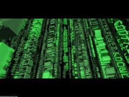 The Real Matrix by DashSpeed