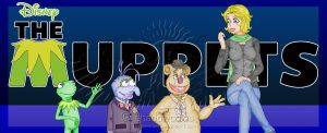 The Muppets Title Card by Shadowcross