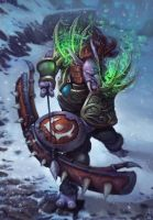 World of Warcraft Troll Archer by AlexKonstad