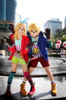 Vocaloid : Matryoshka by yuegene
