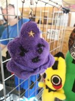 Lumpy Space Charm by OddCurio