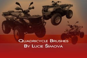 quadricycle brushes by markyfan