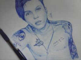 Andrew Biersack by ALBABOREAL