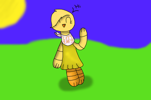 Chica by mlppinkie1