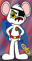Danger Mouse rebooted by tellywebtoons