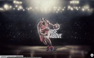 Chris Paul Wallpaper by Angelmaker666