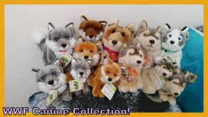 WWF Canine Collection! by Vesperwolfy87