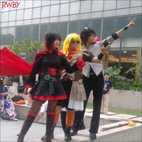 AFA 2016 - Hero Family by NeoVersion7