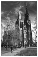 104 Wroclaw Michael church by sirsamvimes
