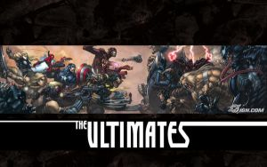 the Ultimates by GravedFish