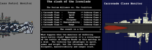 Shootout! The clash of the Ironclads by GratefulReflex
