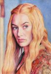 Cersei Lannister by Pevansy