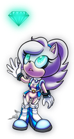 AT: Moon The Porcupine by DeathcrowInk