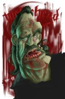 Lemmy Zombiemister by dominicali