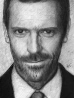 Gregory House by Krzyho