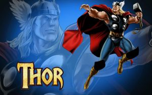 Thor - Avengers Alliance by Superman8193