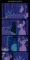 Past Sins: Mother of a Nightmare P7 by SaturnStar14