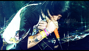 Asking Alexandria 2 by SLaPPyGFX