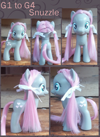 Custom Snuzzle G1 to G4 by phasingirl