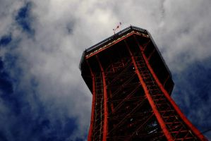 Blackpool Tower by warrwykk