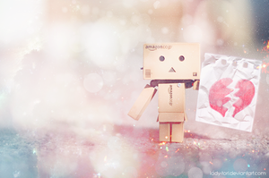 Danbo - Edit by withhearts