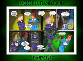 Flashback #1--JennyCave by ProjectQK